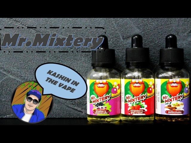 Тест жидкости с Кашином 70 Жидкость Mr.Mixtery