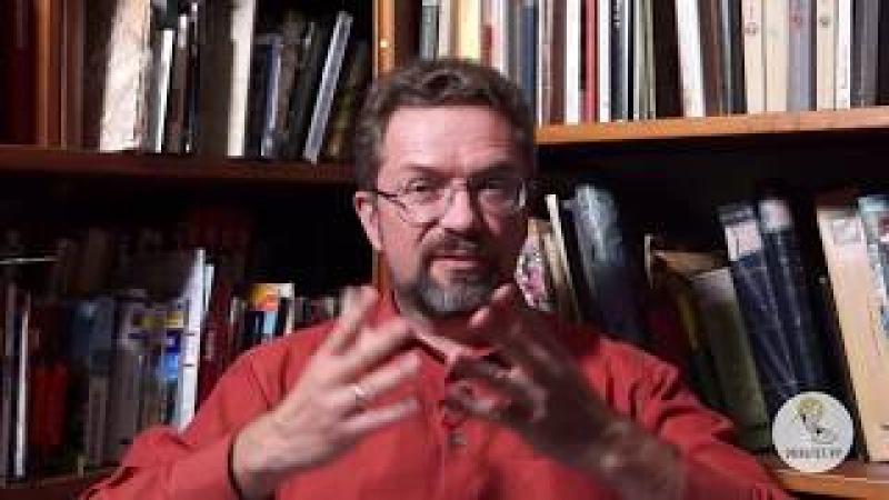 Пророк Иона, глава 4. Профессор Андрей Десницкий
