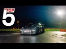 Porsche Top 5 Most thrilling attributes of the 911 GT2 RS