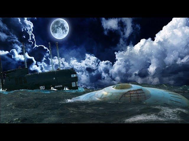 Тайны Океанов. Охота за подводными НЛО. Тайны мира. Документальные фильмы.