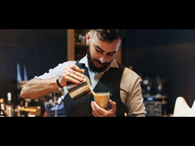 Лучший бариста в мире Украинец Слава Бабич выиграл чемпионат по приготовлению кофе в Дубае
