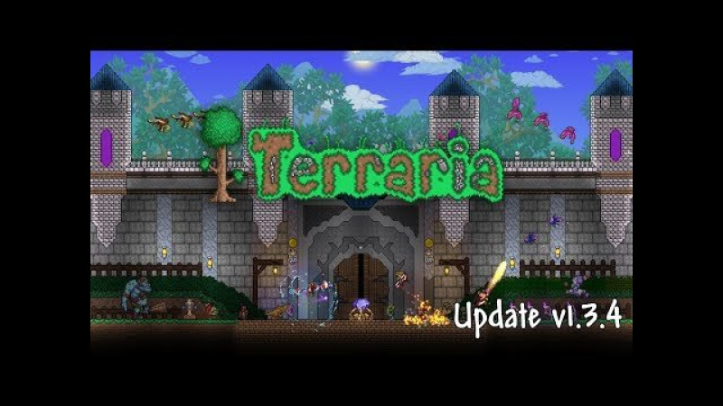 Terraria - Выживаем вместе!