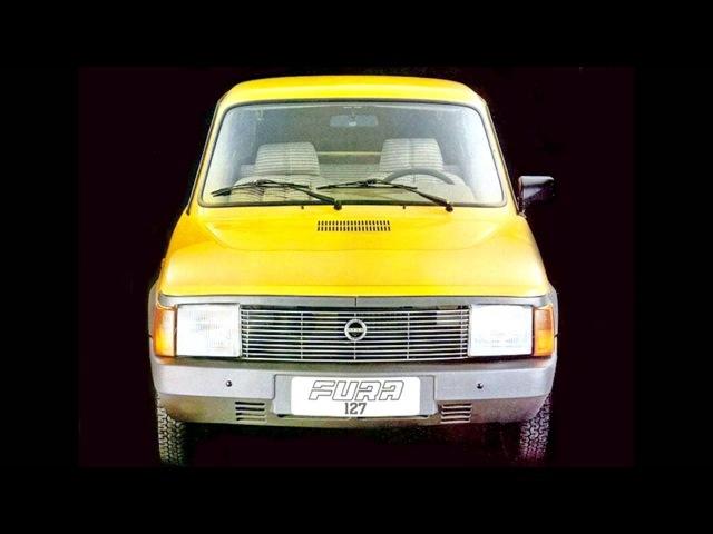 Seat 127 Fura 3 door 1981–83