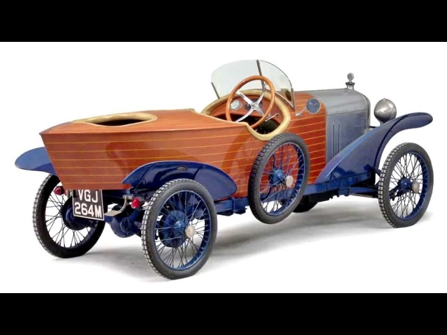 Amilcar C4 Skiff '1922