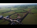 Willie MULLINS : the training center seen filmed by France Sire production