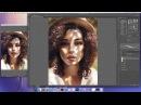 Digital Painting Timlapse: Photo Study 3