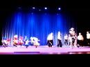 Нано техно ансамбль современного танца