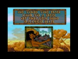 The Jungle Book. SEGA Genesis. Walkthrough