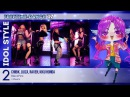 FTD-2017 - Idol Style №2 - Chibik, Luiza, Raven, Kiku Honda (BlackPink)