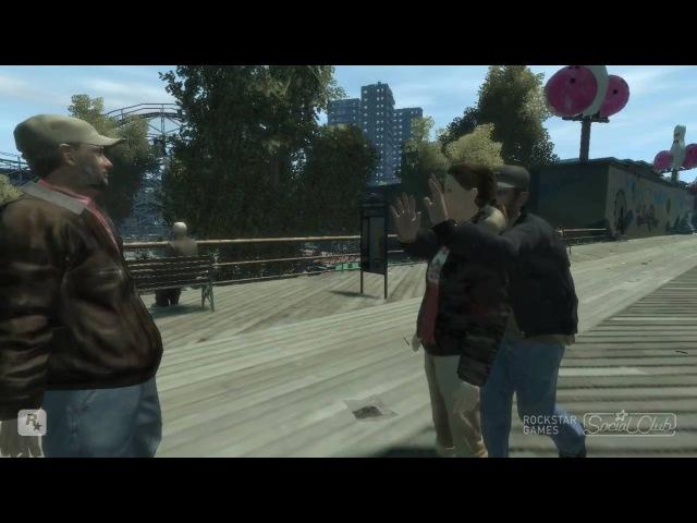 The Bully of Brighton Beach (starring Niko Bellic) - GTA IV Video Editor