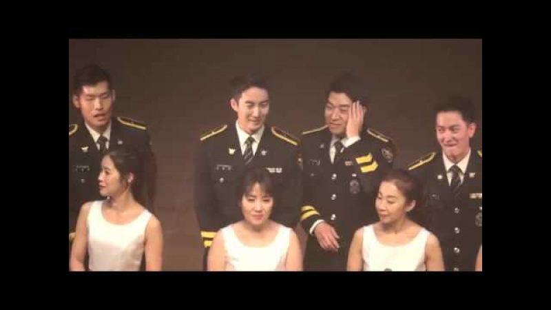 171011 김형준 Kimhyungjun 경기남부경찰홍보단 '사랑으로' 엔딩