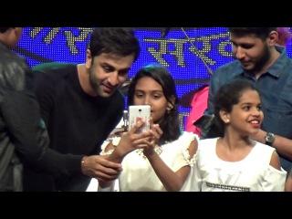 Ranbir Kapoor | International Customs Day 2018