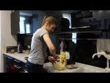 Завтрак за 5 минут, творожные булочки.