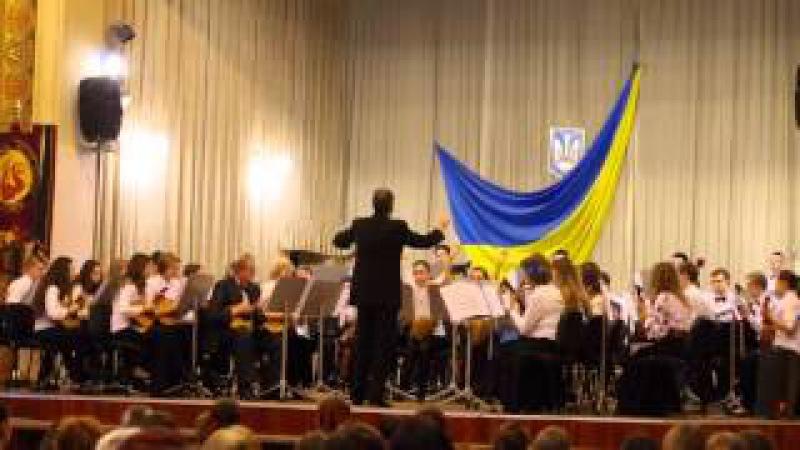 А Кос Анатольський Увертюра до опери Заграва