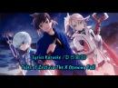 『Lyrics AMV』 Tales of Zestiria The X OP FULL Kaze No Uta 風ノ唄 FLOW