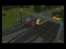 Trainz Simulator 12 Катаемся по сети на Чапаево