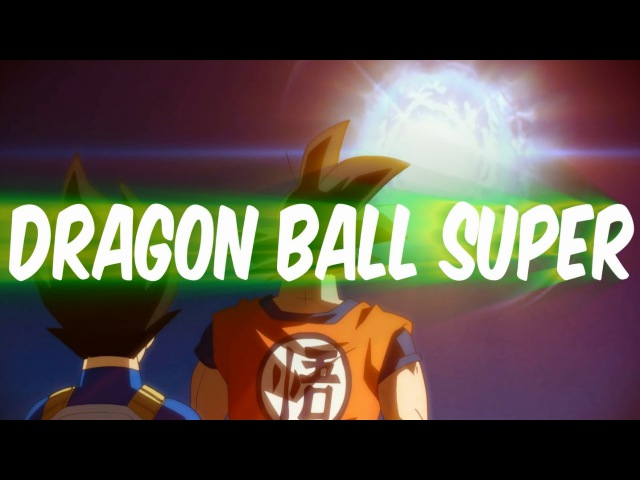 Giorgio Vanni DRAGON BALL SUPER KAME HAME HA