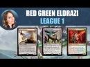 RG Eldrazi Bloodbraid 1 - Modern / Magic: The Gathering / MTG