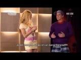 Violetta Ludmila und Maxi singen Ahi estare   der Maestro zeigt wie es wirklich geht ( Folge 25)
