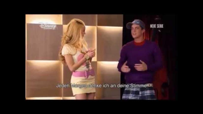 Violetta: Ludmila und Maxi singen Ahi estare ; der Maestro zeigt wie es wirklich geht ( Folge 25)