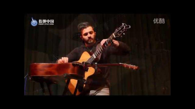 Luca Stricagnoli Thunderstruck LIVE at Beijing University 2016
