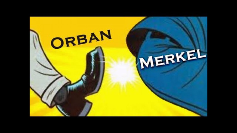 Bravo! Viktor Orbán liest Merkel die Leviten! :'-)) vom 05.01.2018