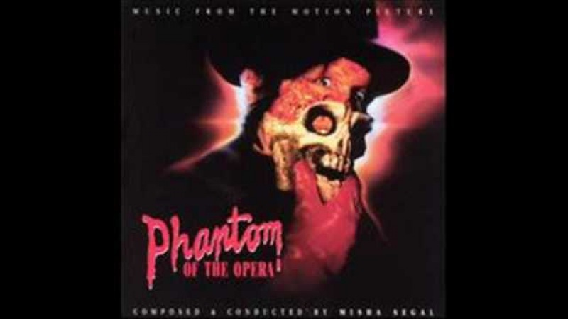The Phantom Of The Opera - 1989 version OST