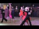 Финал Пасодобль Юниоры 1 Латина С класс - турнир по бальным танцам Метелица-2017