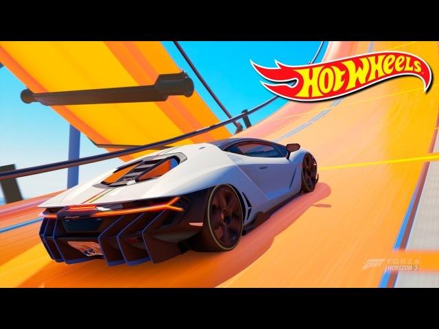 Forza Horizon 3 Lamborghini Centenario Hot Wheels
