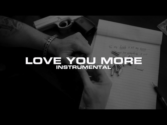 Eminem - Love You More (Instrumental)