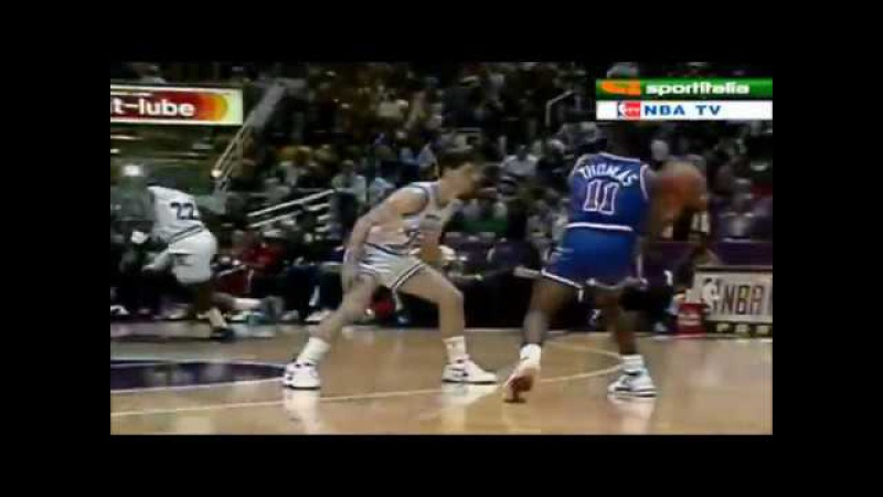1993 NBA All Star Game Best Plays full game highlights МАТЧ ВСЕХ ЗВЁЗД НБА1993