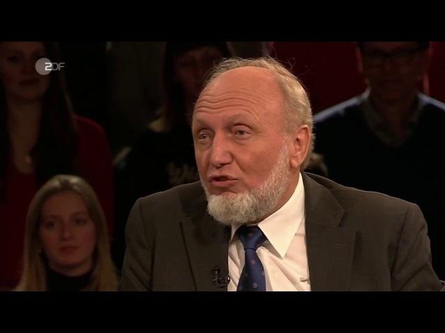 Hans-Werner Sinn. Besser hätte man diese Fake News nicht vorführen können.