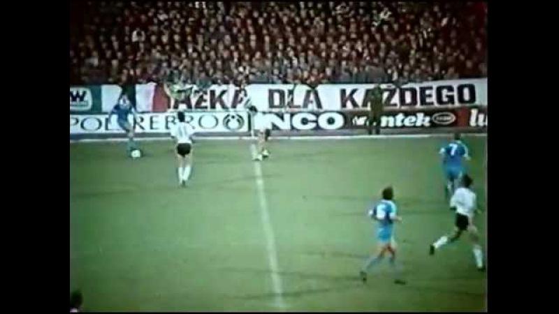 Legia Warszawa - Manchester City 2-1 - Pożegnanie Kazimierza Deyny - Część II