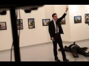 DEAD ACTUAL VIDEO Of MOMENT RUSSIAN AMBASSADOR to TURKEY SHOT DEAD 18 VIEWING WARNING