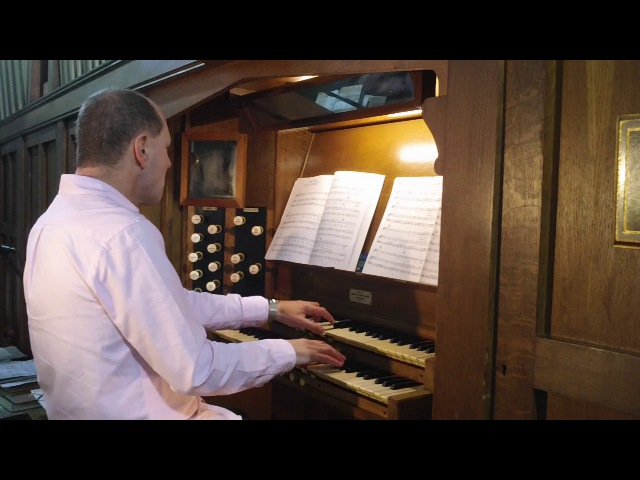 Ring, Ring - ABBA (Church Organ)
