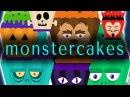 Прохождение Monstercakes Русский алфавит для профиля Steam