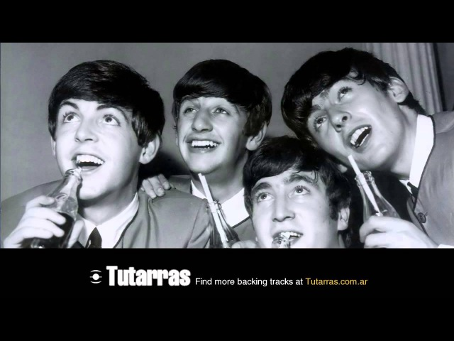 The beatles - yesterday [Guitar Backing tracks]