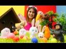 Peri Ayşe tavşan'ı sihirli havuç ile iyileştirdi!