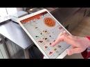 Конструктор пиццы фишка ПиццаФабрики Как это работает Смотри живое видео с кухни