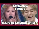 KPOP IDOLS vs HIGHNOTE SONG (TEARS BY SO CHAN WHEE) l FUNNY l AMAZING- BTS EXO TWICE BTOB ETC