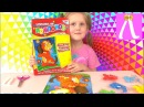 Изучаем цвета/Развивающие занятия для детей аппликация с помпонами/Видео с Kids Show Лапотуша