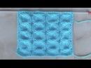 Узор из косичек с ажурным переплетением Вязание спицами Видеоурок 192