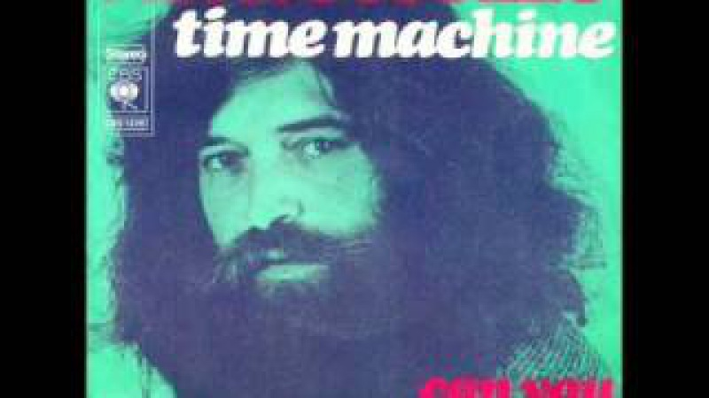 Mick Softley - Time Machine (1970)