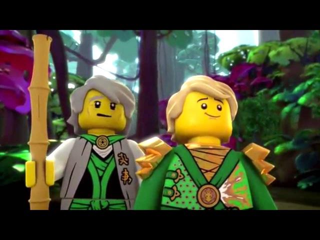 Dont You Worry Child - Ninjago (Lloyd And Garmadon) Tribute