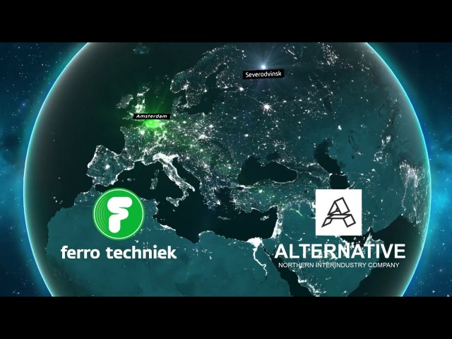 Видеопрезентация FERRO-TECHNIEK (Голландия) Alternative (Россия)