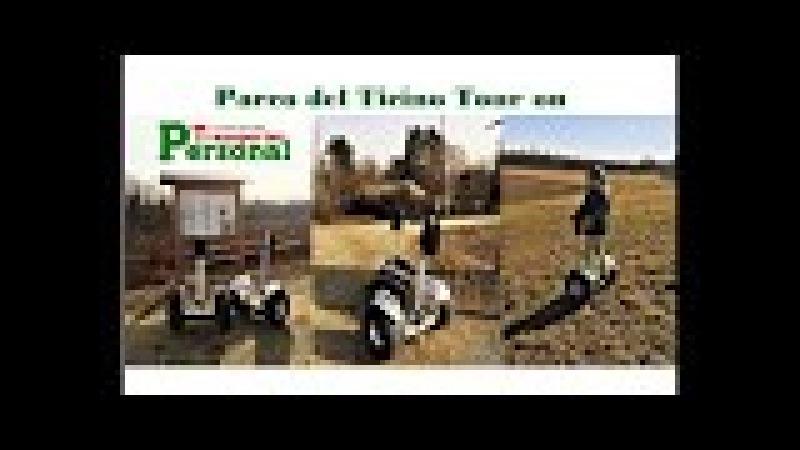 Parco del Ticino Tour on PersonalTransporter