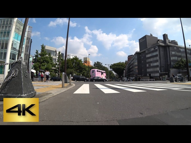 TOKYO KICK SCOOTER RIDE | ② Yoyogi-koen ⇒ Meiji-jingumae (Chiyoda Line) 代々木公園 ⇒ 明治神宮前 (千代田線) [4K]