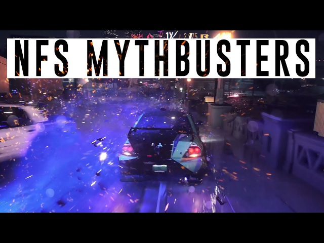 NEED FOR SPEED 2015 MYTHBUSTERS 2
