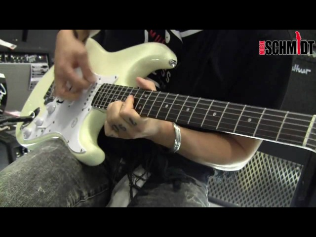 Squier By Fender Bullet Stratocaster HSS AW