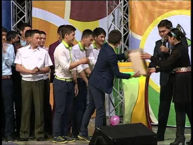 Позитифф командасы - 6 сезон Тамашоу лигасы - Кышкы фестиваль
